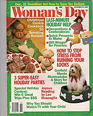 Woman's day -  December 23, 1986 (Image1)