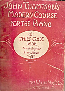 John Thompsons Modern course for the Piano - (Image1)