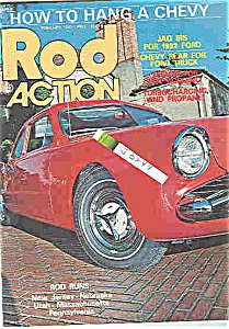Rod Action Magazine -   February 1975 (Image1)