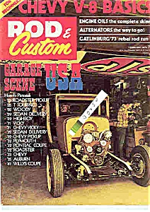 Rod & Custom magazine - February 1974 (Image1)