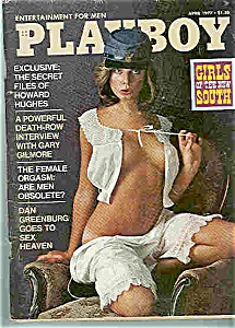 Playboy magazine - April 1977 (Image1)