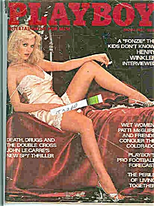 Playboy magazine - August 1977 (Image1)