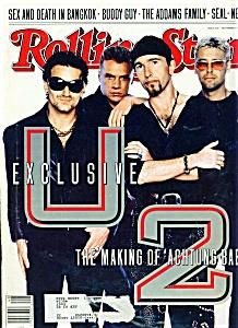 Rolling Stone magazine -  November 28, 1991 (Image1)