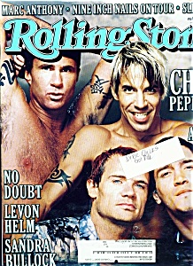 Rolling Stone Magazine - April 27, 2000