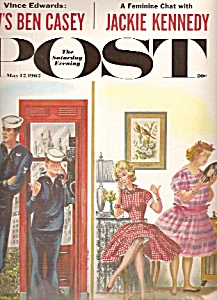 Saturday Evening Post -  May 12, 1962 (Image1)
