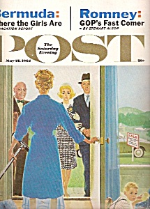 Saturday Evening Post -  May 26, 1962 (Image1)