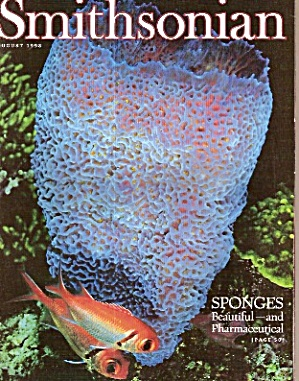 Smithsonian magazine -  August 1998 (Image1)