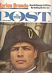 Saturday Evening Post - June 16, 1962 (Image1)