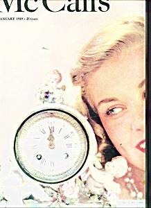 McCall's Magazine Januar y 1949 (Image1)
