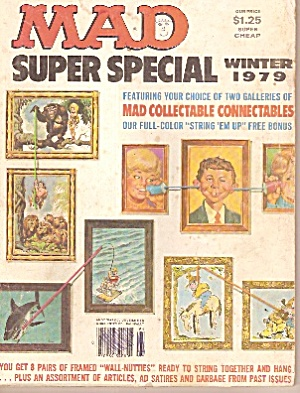 MAD SUPER SPECIAL  - Winter `1979 (Image1)