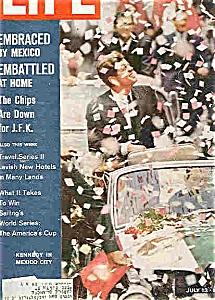 Life Magazine - July 13, 1962 (Image1)