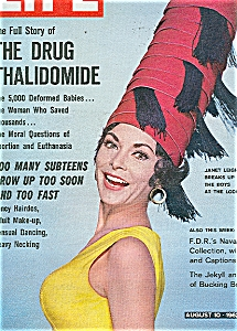 Life mAGAZINE - August 10, 1962 (Image1)