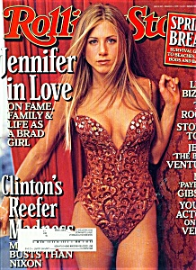 Rolling Stone Magazine - March 4, 1999