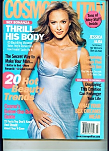 Cosmopolitan magazine- March 2005 (Image1)