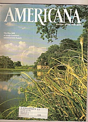 Americana Magazine - March/april 1978