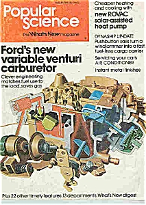 Popular Science - August 1976 (Image1)