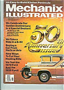 Mechanix Illustrated = November 1978 (Image1)