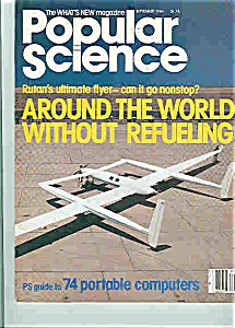 Popular Science - September 1984 (Image1)