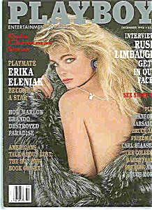 Playboy Magazine - December 1993 (Image1)