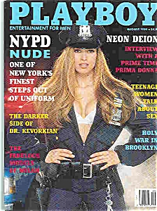 Playboy magazine - August 1994 (Image1)