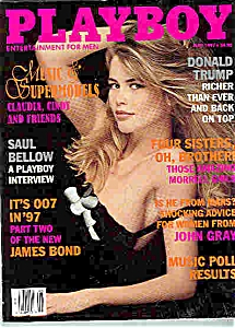 Playboy magazine - May 1997 (Image1)