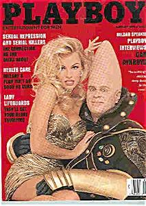 Playboy Magazine - August 1993 (Image1)