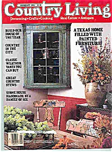 Country Living - February 1986 (Image1)