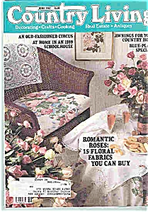 Country Living - June 1987