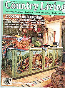 Country Living - March 1994 (Image1)