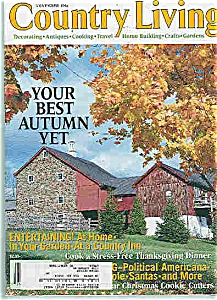 Country Living - November 1996 (Image1)