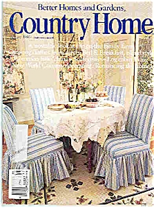Country Home August 1986 (Image1)