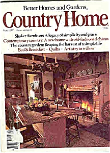 Country Home - June 1985 (Image1)