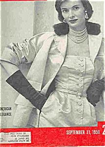 Life Magazine - Sept. 11, 1950 (Image1)