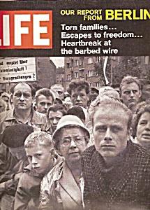 Life magazine -  August 25, 1961 (Image1)