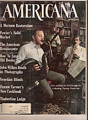 Americana - April 1980 (Image1)