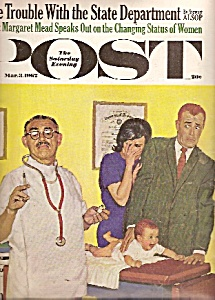 Saturday Evening Post -  March3, 1962 (Image1)