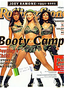 Rolling Stone Magazine -  May 24, 2001 (Image1)