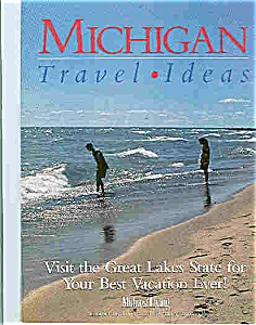 Michigan Travel Ideas - April 1996