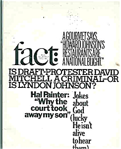 Fact Magazine   March//April 1967 (Image1)