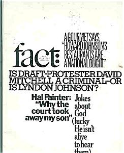 Fact Magazine   March//April 1967 (Image1)