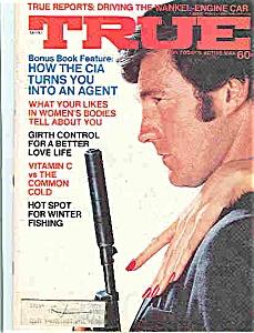 True Magazine -  January 1973 (Image1)