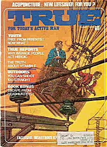 True Magazine - August 1973 (Image1)