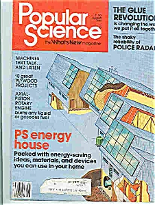 Popular Science - August 1980