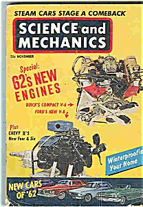 Science and Mechanics - November 1961 (Image1)