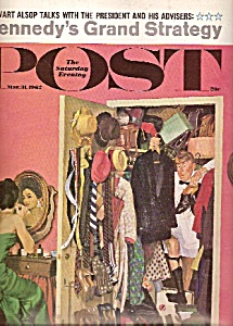 Saturday Evening Post -  March 31, 1962 (Image1)