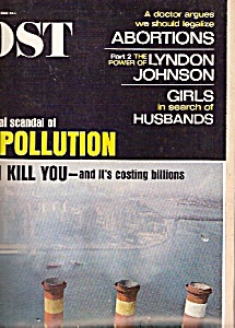 Saturday Evening Post - October 8, 1966 (Image1)
