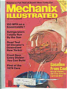Mechanix Illustrated - September 1978 (Image1)