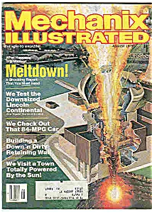 Mechanix Illustrated - August 1979 (Image1)