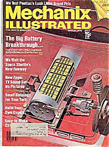 Mechanix Illustrated - March 1978 (Image1)