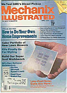 Mechanix Illustrated - April 1978 (Image1)